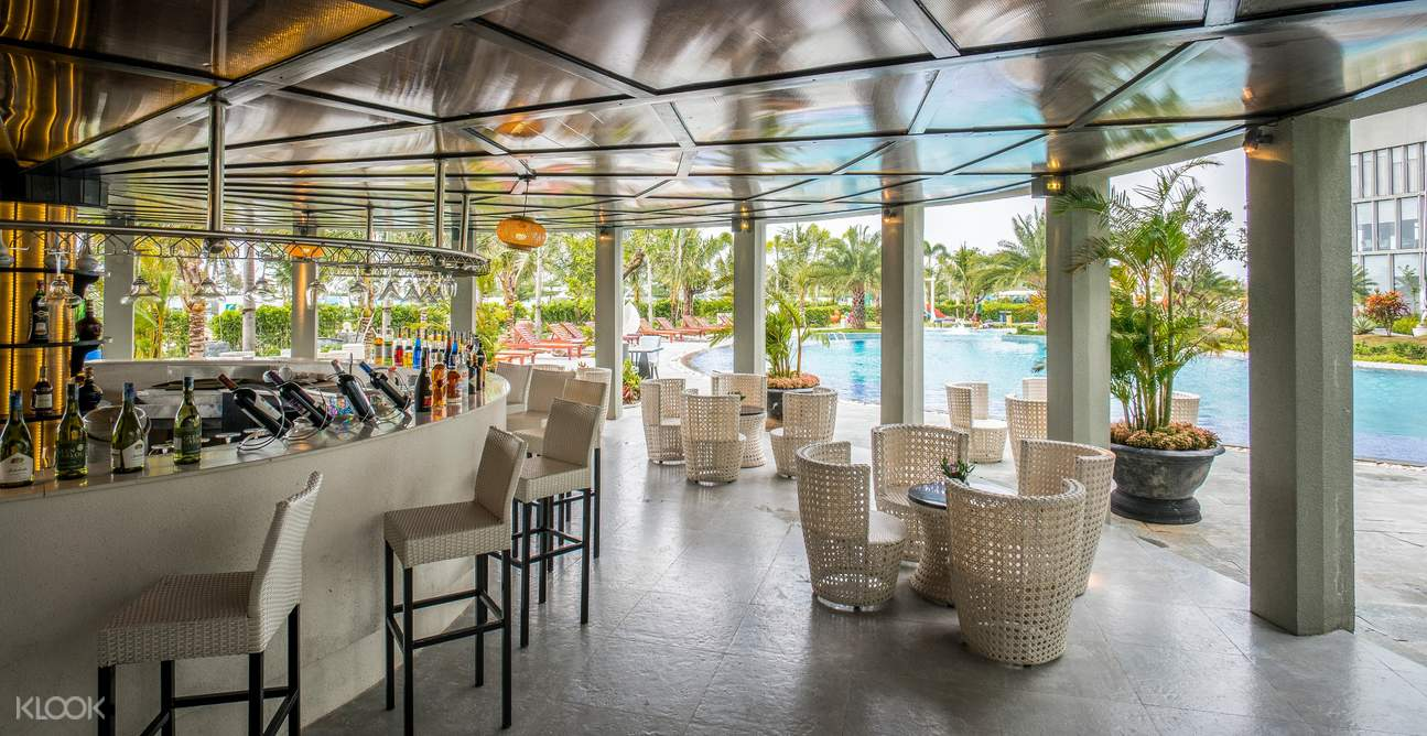 restaurant of Muong Thanh Luxury phu quoc